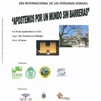 ASOCIACION PERSONAS SORDAS DE BADAJOZ