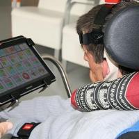 Un innovador sistema permite comunicarse a niños con parálisis cerebral