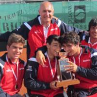 La selección española de tenis en silla de rueda, campeona del mundo