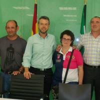Aprosuba 9 y el Ayuntamiento de La Coronada firman un convenio para contratar a personas con discapacidad