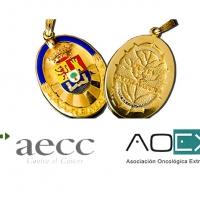 La piragüista paralímpica Elena Ayuso y las asociaciones contra el cáncer de Extremadura, premiadas con la Medalla de Extremadura