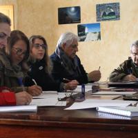 La Asociación Española Contra el Cáncer de Badajoz celebra su asamblea en El Rebellao