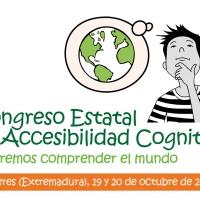 Cáceres acogerá en octubre el Congreso Estatal de Accesibilidad Cognitiva