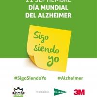 Afaex lleva a Badajoz talleres, conferencias y actividades en el Día Mundial del Alzhéimer
