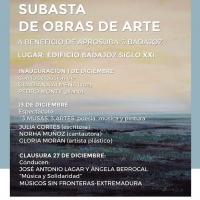 Exposición-subasta de obras de arte a beneficio de APROSUBA 3