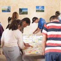 El Centro de Educación Especial Ponce de León de Montijo nos visita en El Rebellao