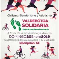 Colaboramos con la iniciativa Valdebótoa Solidaria que se celebra el 20 de enero
