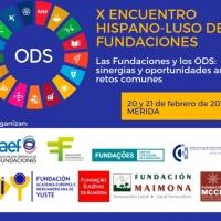 Participamos en el X Encuentro Hispano-Luso de Fundaciones
