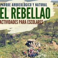 Actividades para escolares en el Parque Arqueológico y Natural El Rebellao