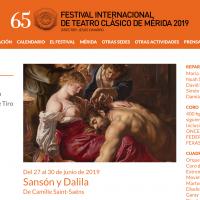 El Festival de Teatro Clásico de Mérida apuesta por la inclusión en su edición número 65