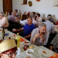 La Universidad de Mayores de Extremadura clausura la campaña de excavaciones en El Rebellao