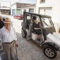 Pescueza, el pueblo extremeño que hace fácil la vida de sus mayores