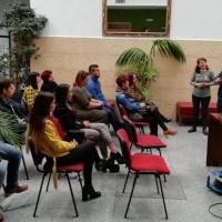 """La escuela profesional """"El Rebellao"""" de Valverde de Leganés concluye el curso"""