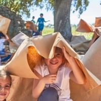 Educación medioambiental y de arqueología con centros educativos