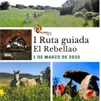 Primer recorrido interpretado al Parque Arqueológico y Natural El Rebellao