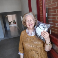 Nuestras mascarillas siguen llegando a residencias de mayores y asociaciones de Badajoz