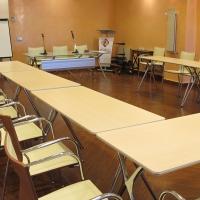 Cesión de instalaciones a asociaciones para desarrollo de jornadas o actividades formativas.