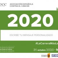 El 31 de octubre llega a Mérida la 2ª edición de #LaCarreraMásLarga de la Asociación Contra el Cáncer
