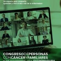 La AECC celebrará el Congreso Extremeño de Personas con Cáncer y Familiares de forma online
