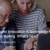 Expertos internacionales abordan la investigación e innovación en tecnología aplicada al envejecimiento activo en un taller de Fundesalud