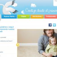 """La web """"Mi hijo con síndrome de down"""" ofrece asesoramiento a familias"""