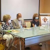 La Fundación Dolores Bas hace entrega de 30.000 euros a sus entiedades beneficiarias de Badajoz