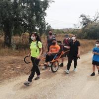 Primera ruta accesible e inclusiva del proyecto Naturacces