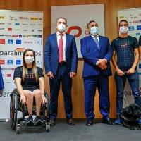 Siete deportistas extremeños participarán en los Juegos Paralímpicos de Tokio